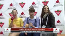 Pre Novice Pair Short - RINK A: 2020 Skate Canada Challenge / Défi Patinage Canada 2020 (5)