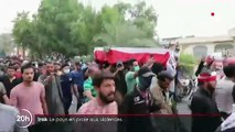 Irak : les manifestations s'intensifient dans le sud du pays