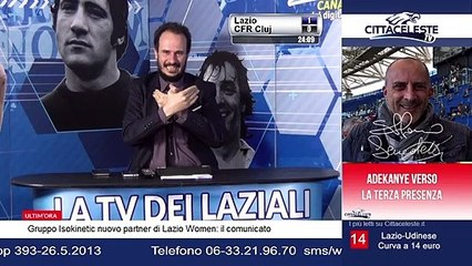 Gol Lazio Cluj