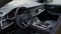 Der neue Audi RS Q8 Großzügige Sportlichkeit - das Interieur