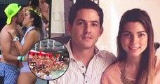 La despedida de soltera 'hot' de una morreadora... que se ha quedado boquiabierta y sin boda