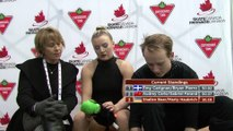 Junior Pairs Short  - RINK A: 2020 Skate Canada Challenge / Défi Patinage Canada 2020 (7)