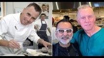 Gary Rhodes 'slipped and banged his head' before death aged 59, claims close friend