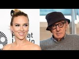 Scarlett Johansson stands by comments about believing Woody Allen