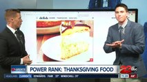 Power Rank: Thanksgiving Foods