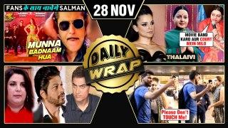 Kangana's Thalavi Controversy, Aamir Khan REJECTED Om Shanti Om, Deepika SLAMS Shahid   Top 10 News