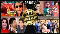 Kangana's Thalavi Controversy, Aamir Khan REJECTED Om Shanti Om, Deepika SLAMS Shahid | Top 10 News