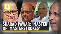 Sharad Pawar: 'Bhishma Pitama' Who Took On Modi-Shah's 'Chanakyaniti'