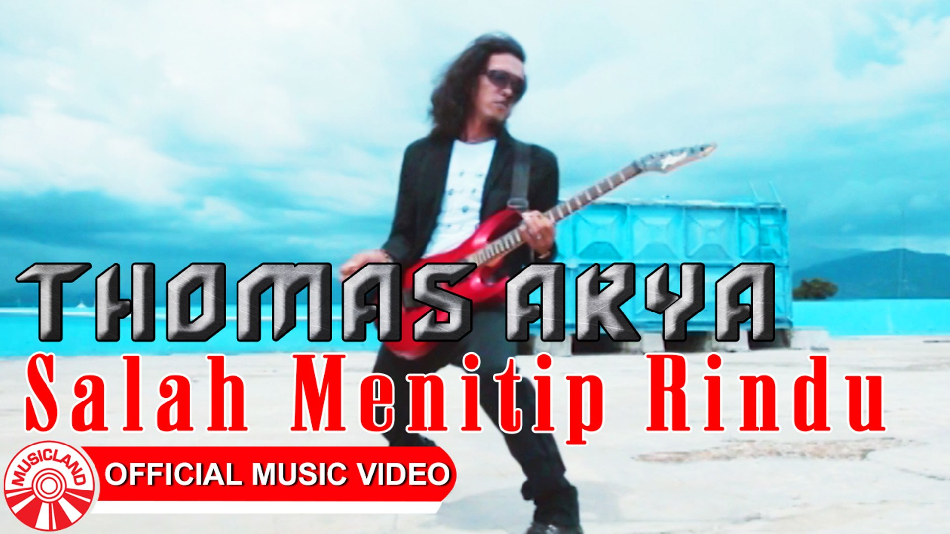 Thomas Arya - Salah Menitip Rindu [Official Music Video HD]