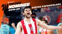 All-Decade Nominee: Kostas Papanikolaou