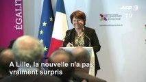 ARCHIVES : Municipales/Lille: Martine Aubry (PS) candidate à un 4e mandat