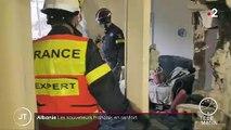 Albanie : des pompiers français présents en renfort après le séisme