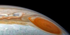 Voici la vraie explication de la tâche rouge sur Jupiter
