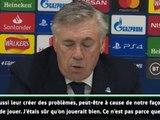 """Groupe E - Ancelotti : """"Un match pas particulièrement esthétique"""""""