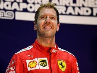 Es ist ein Junge! Sebastian Vettel wird zum dritten Mal Vater