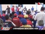 Surat Edaran Wali Kota Bengkulu Larang PNS Cerai