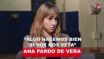 "Ana Pardo de Vera: ""Algo hacemos bien si Vox nos veta"" - PTV"