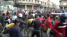 فيديو لبغداد: كأنها ساحة حرب
