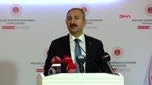 Erzurum-adalet bakanı gül bölge değerlendirme toplantısı'nda konuştu-1