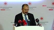 Erzurum-adalet bakanı gül bölge değerlendirme toplantısı'nda konuştu-2