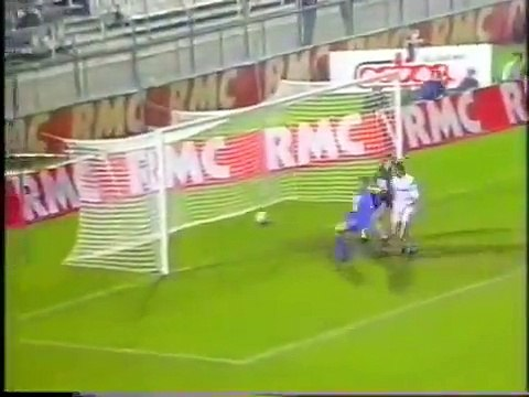Le but mythique de Chris Waddle contre le PSG