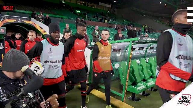 Inside Celtic / Stade Rennais F.C.