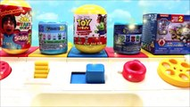 Toy Story 4 Balls Toy Surprises Learn Colors With Disney Pop Up Toys For Kids