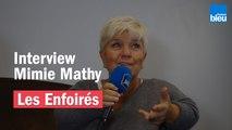 Les Enfoirés ont 30 ans - les souvenirs de Mimie Mathy