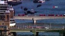 - Londra'da bıçaklı saldırı alarmı