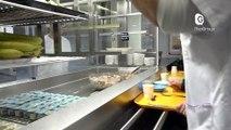Reportage - Suppresion des plastiques dans les restaurants scolaires isérois, objectif 2020