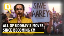From Aarey to Floor Test, What has Uddhav Thackeray's Done Since Coming to Power