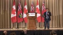 Ontario Liberal leadership hopefuls kick off race