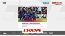Ousmane Dembélé absent environ dix semaines - Foot - ESP - Barça