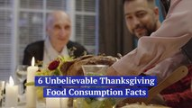The Stats On Thanksgiving Consumption