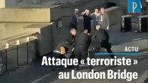 Attaque « terroriste » au London Bridge : l'assaillant abattu par la police