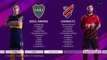 eFootball PES 2020 - Jogos completos, OlheirosMyClub x Little jOe XD