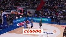 le Real Madrid s'impose face au Zenith - Basket - Euroligue (H)