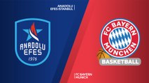 Anadolu Efes Istanbul - FC Bayern Munich Highlights | Turkish Airlines EuroLeague, RS Round 11