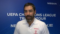 Pires wants France v England at Euro 2020