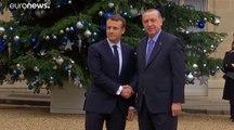 """Erdogan an Macron: """"Erstmal Ihren Hirntod überprüfen"""""""