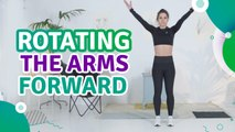 Rotating the arms forward - Fit People