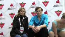Novice Pair Free Program - RINK A: 2020 Skate Canada Challenge / Défi Patinage Canada 2020 (12)