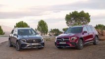 The new Mercedes-Benz GLB and Mercedes-AMG GLB 35 4matic