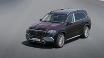 Der Mercedes-Maybach GLS Das Exterieurdesign - Luxus in seiner reinsten Form