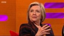 The Graham Norton Show S26E09  - Hillary Clinton, Chelsea Clinton, Jamie, David , Kesha (Nov 29, 2019)