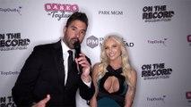 Hannah Hefferan Interview 2019 Babes in Toyland Las Vegas Toy Drive Red Carpet