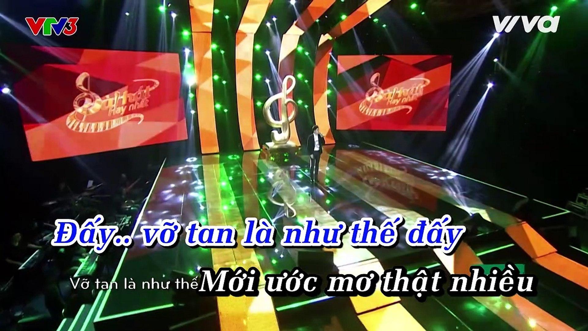 [Karaoke] Vỡ Tan - Trịnh Thăng Bình [Beat]