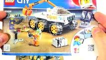 Keşif Robotu Test Sürüşü - LEGO City 60225