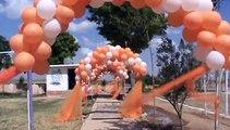 adıyaman da okul açılış balon süsleme HAYALİM ORGANİZASYON 5435352526