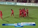 (J15) Concarneau 0 - 1 Laval, le résumé vidéo